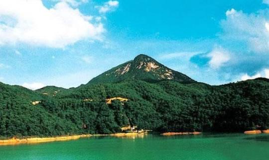 益阳旅游风景区-北峰山森林公园