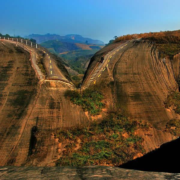 飞天山 飞天山风景区 郴州旅游景点