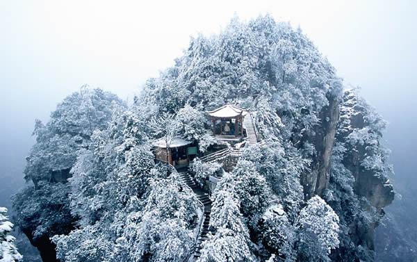 国家首批5a级旅游景区,张家界武陵源风景区
